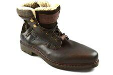 Bugatti Herren Thermo Insole Boots Dunkel Braun Gr.43