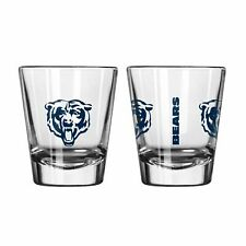 Chicago Bears Game Day Logo Shot Glass New