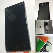 Nokia Lumia 930 Black 32GB - 20MP Camera (Unlocked) Smartphone nokia 930
