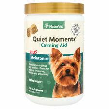 NaturVet Quiet Moments Calming Aid 180soft Chews Exp 2020 7297