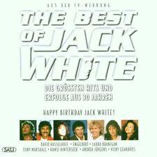 Jack White best of-30 anni (40 tracks, specialmente: Laura Branigan, Pia Zad [CD DOPPIO]