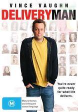 DELIVERY MAN - BRAND NEW & SEALED DVD (VINCE VAUGHN, CHRIS PRATT) REGION 4