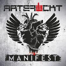 ARTEFUCKT Manifest CD Digipack 2017