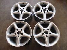 4x Borbet Alu Ford Hyundai Kia Mazda Mitsubishi 7x15 ET35  LK 5x114,3  KBA 43191