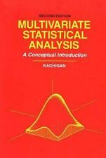 Multivariate Statistical Analysis: A Conceptual Introduction, 2nd Edition, Good