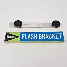 Boots Vintage Flash Bracket For Camera