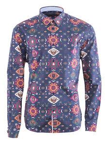 Frankie Morello Men's Shirt Size 2XL
