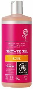 Organic Rose Shower Gel - 500ml