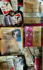 LOT 50 Hair Care Mix Brand SAMPLE PACKETS Shampoo Conditioner Gel WHOLESALE GIFT