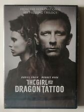 The Girl With the Dragon Tattoo (2011) DVD Brand New