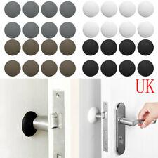 Fine Wall Protector Crash Pad,Protectors Door Handle Bumpers Buffer Guard Doorknob Rubber Self Adhesive Silencer Crash Pad