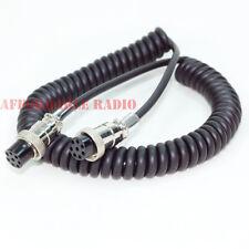 Kenwood MC-60-A MC-90 microphone cable fit Icom IC-7300 IC-7200 IC-7610 IC-718