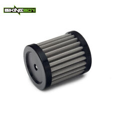 MX Stainless Steel Oil Filter for Yamaha YZ250F YZ450F WR250/450F 09-18 YZ250FX