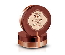 L'oreal Paris Glam Bronze Cushion De Soleil Fresh Glow Bronzer
