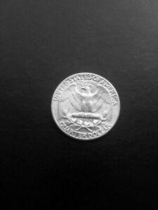 USA 1964 Quarter Dollar, Washington - Silber.