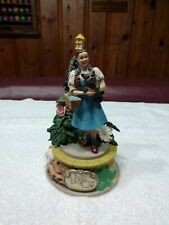 """San Francisco Music Box -"""" Dorothy And Toto"""" - Retired 2001- New"""