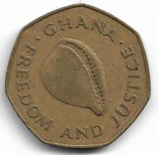 Ghana One Cedi Coin - 1979 !!