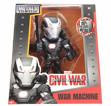 Jada Diecast Marvel Civil War War Machine 6 Inch  M67