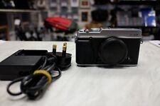 Fujifilm FinePix X Series X-E2 16.3MP Digital Camera - Silver (Body Only)
