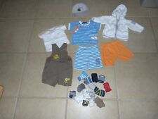 Lot vêtements garçon bébé 3 mois
