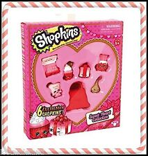Shopkins Valentines Day SweetHeart Collection Includes 6 Exclusive Shopkins