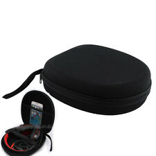 Black Carrying Hard Case Bag For Alice Technica Sony headset Headphone