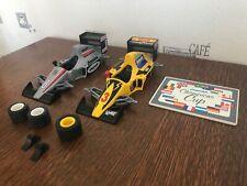 Lot playmobil pièces détachées véhicules formule 1