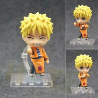 "Naruto Shippuden #872 Uzumaki Naruto 4"" PVC Action Figure Model Toy In Box"