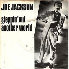 "Joe Jackson - Steppin' Out  (7"" Single 1982) VG+"