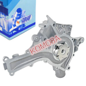 1122001501 Water Pump For 98-08 Mercedes-Benz E500 S350 Chrysler Crossfire