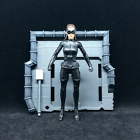 "DC Movie Masters CATWOMAN The Dark Knight Rises Batman 6"" Inch Action Figure"