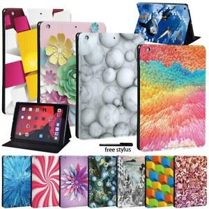 "Tablet Leather Stand Case Cover -For Apple iPad 8 10.2"" 2020 8th Gen"