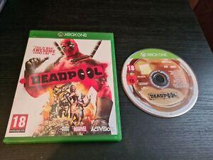Deadpool (Xbox One) VGC. Free P+P. FAST DISPATCH.