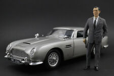 Sean Connery James Bond Figure pour 1:18 AUTOart Aston Martin DB5 DBS Vanquish