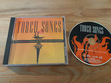 CD VA Torch Songs (19 Song) Promo UNI DISTRIBUTION / GEFFEN jc