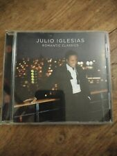 Julio iglesias cd The Romantics