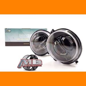 Plug & Play Morimoto XB LED 06-15 For Mazda MX-5/Miata LED Fog Lights Lamps