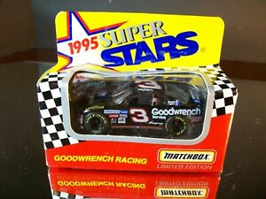 Dale Earnhardt #3 GM Goodwrench Service 1995 Chevrolet Monte Carlo Matchbox 1:64
