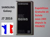 Batterie Samsung Galaxy J7 2016 - 3300 mAh - réf EB-BJ710CBE / EB-BJ710CBC  J710