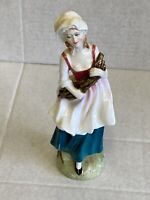 "***Beautiful Royal Doulton ""Lizzie"" Lady Carrying Firewood Figurine HN2749***"