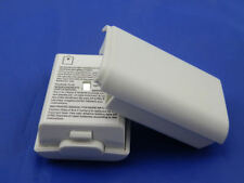 White Xbox 360 Wireless Controller Battery Cover Holder Case Shell Pack Part US