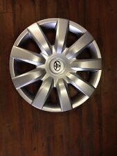 "4- NEW 2003 2004 2005 TOYOTA ECHO CAMRY COROLLA HUB CAPS WHEEL COVER 15"" HUBCAP"