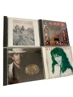Lot 4 Country Music Audio CDs George Strait Dwight Yoakam Kathy Mattea Grammys