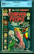 Forever People #9 CBCS VF/NM 9.0 Off White to White