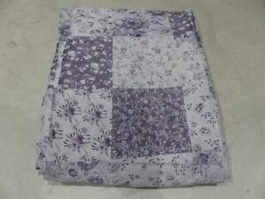LAVENDER FLORAL SHEET N/A PURPLE/WHITE 87077