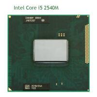 Intel Core i5 2540M CPU SR044 2.6GHz Notebook Laptop Processor  USED