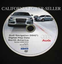 2009 to 2012 Audi A4 Avant Wagon Sedan Navigation DVD Map VER.2010-2011 Update