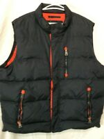 Orvis Classic Down Vest Mens, XL, thick, puffy, warm, 80% Duck Down