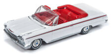 Auto World Chevrolet Impala Convertible 1962 Gloss White  64192A 1/64