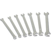 Modellbau Maulschlüsselset Maulschlüssel sehr klein mini Rc Werkzeug Set 7teilig